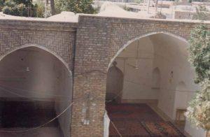 قسمت-جنوبی-مسجدحسینیه-قلعه-زرندیادگاری-ازدوران-زندیه-مهدی-سهرابی1